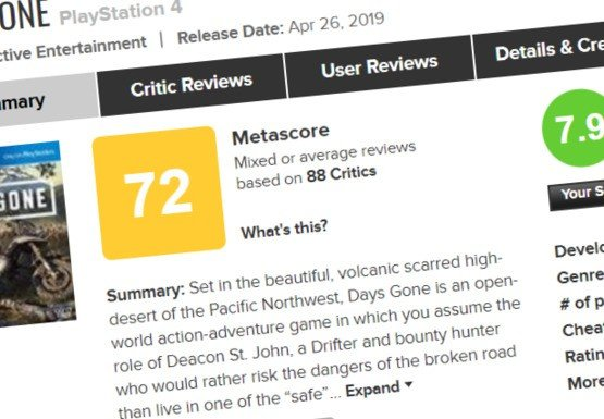 b95b9e1c1a1a Soapbox 7 10 Is a Bad Review Score  The World s Gone Mad