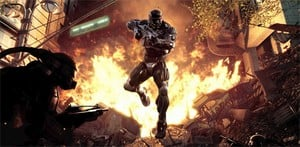 Presumably People Still Think Crysis 2 Is Really Cool. It's Pretty Good.