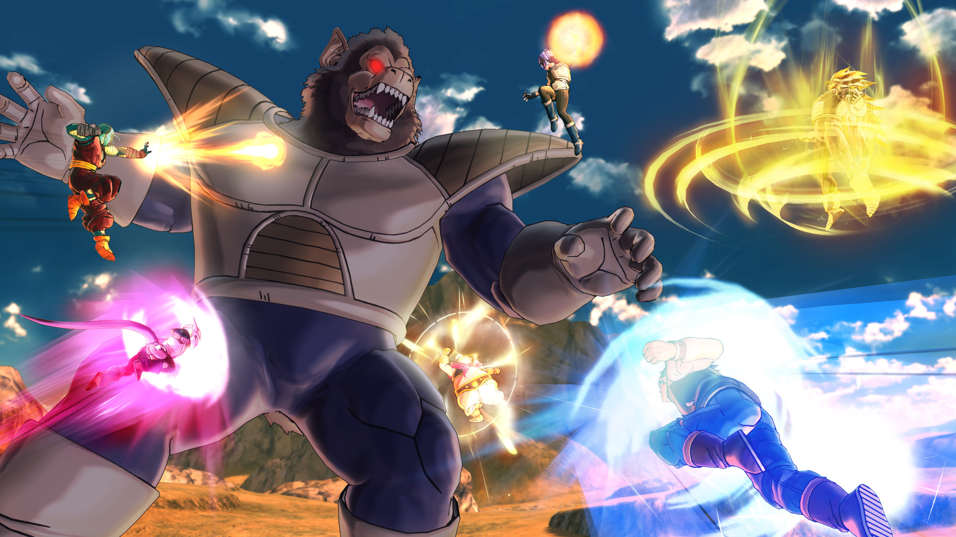 Dragon Ball Xenoverse 2 Beta Extended Until Tomorrow On Ps4 Push Square