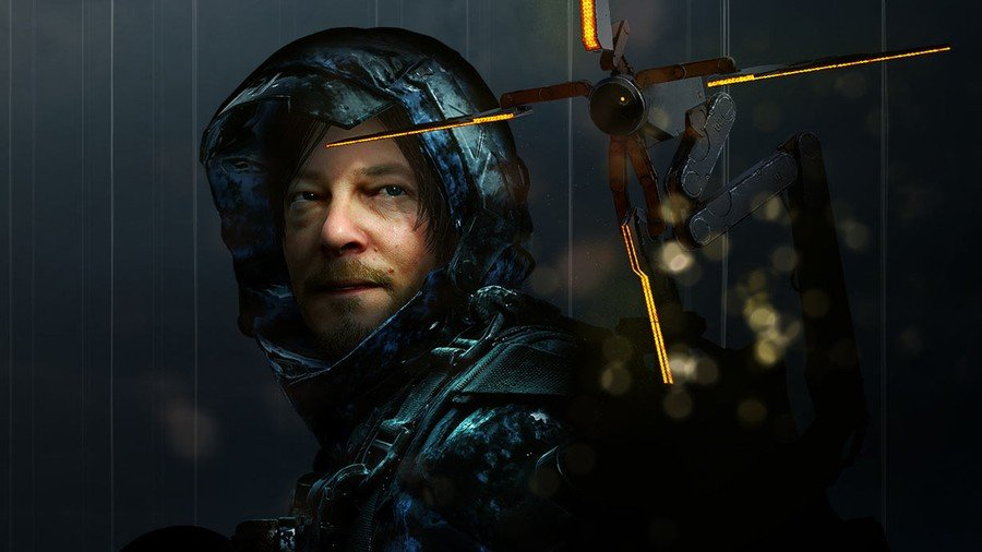 Death Stranding Key Art Featured
