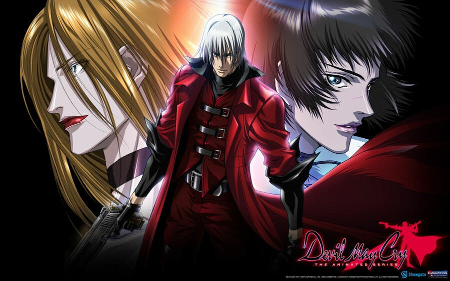 Devil May Cry Anime PS4 Free