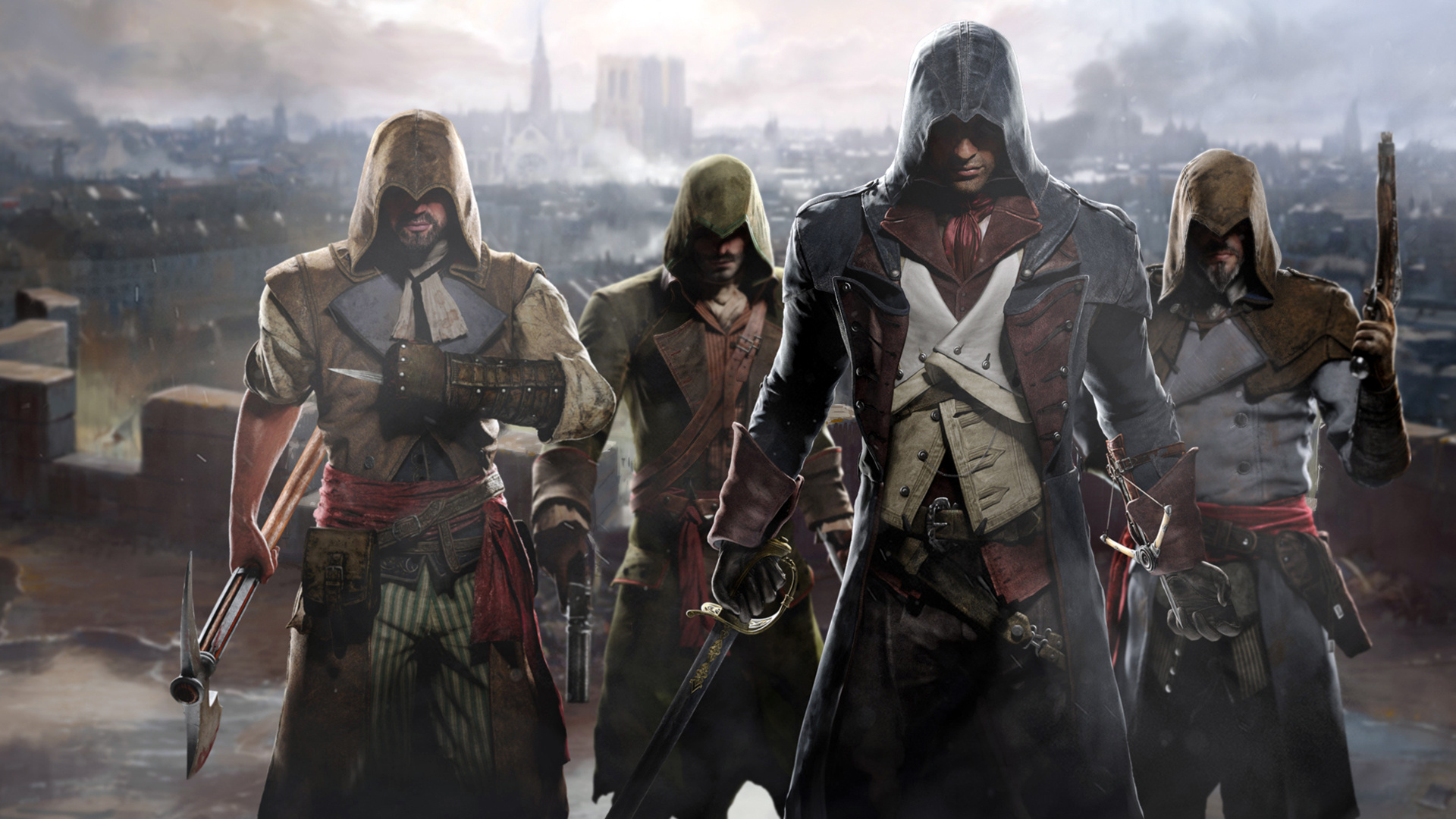 Your Assassin S Creed Unity Compensation Can Now Be Claimed Push