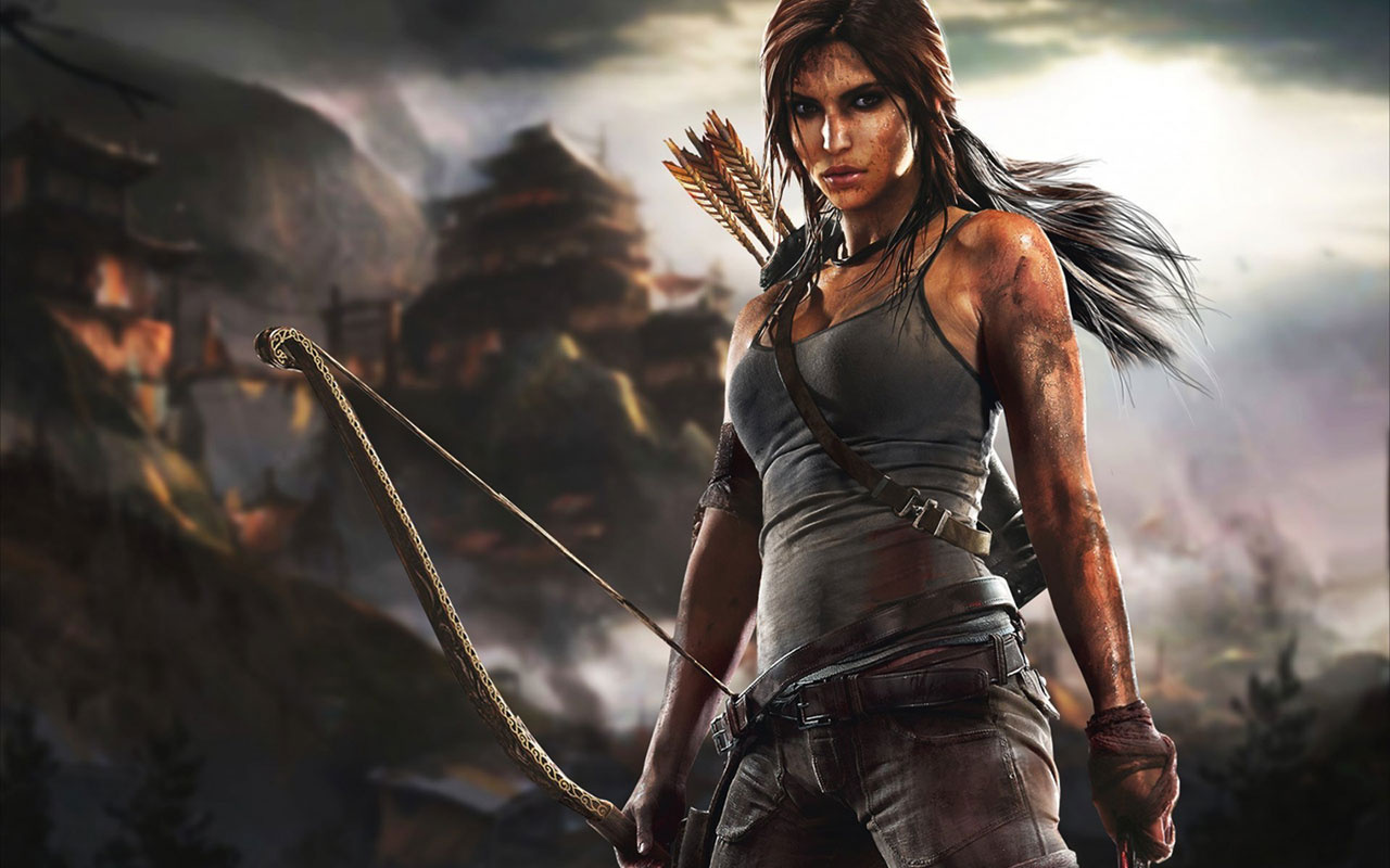 You Ll Be Able To Chat To Lara Croft In Ps4 Re Release Tomb Raider