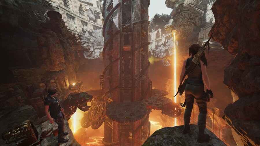Shadow of the Tomb Raider: The Forge DLC PS4 PlayStation 4