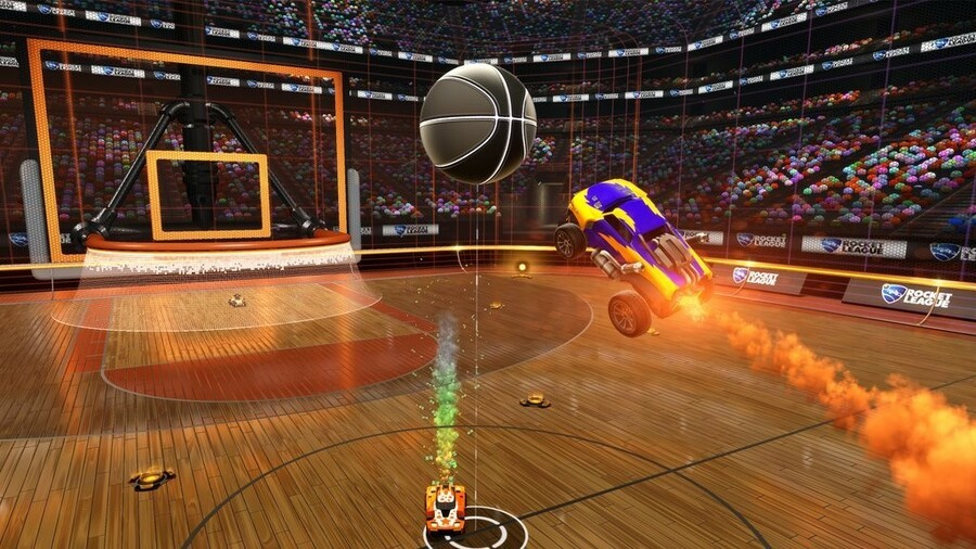 Rocket League Hoops PS4 PlayStation 4 1