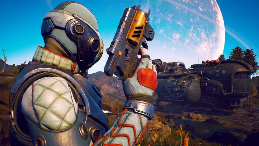 The Outer Worlds Preview Fallout New Vegas