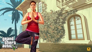 Do some yoga while you wait