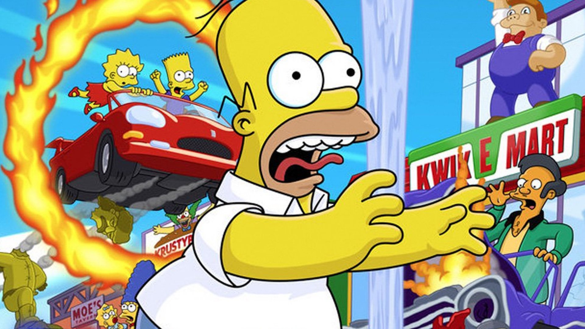 PS2 Fan Favourite Simpsons Hit and Run Almost Had a Sequel