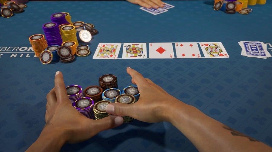 Poker Club PS5 PlayStation 5 1