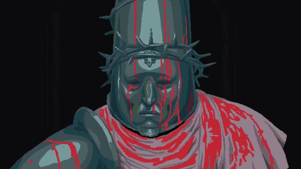 Gruesome Side-Scrolling Adventure Blasphemous Sins on PS4 in September