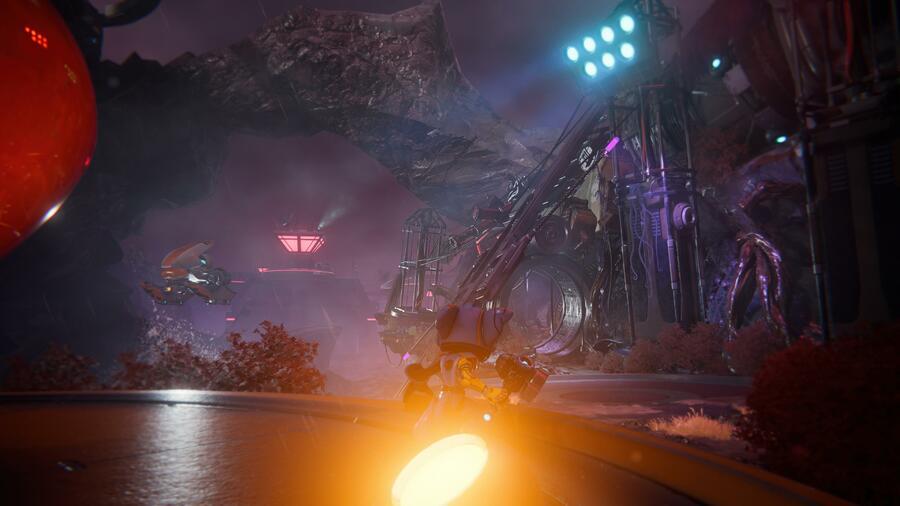 Ratchet & Clank: Rift Apart: Viceron (Zordoom Prison) - All Collectibles: Spybots, Gold Bolts, Armour, CraiggerBears 1