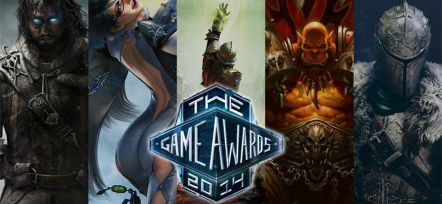 The Game Awards 2014 Reaction 1
