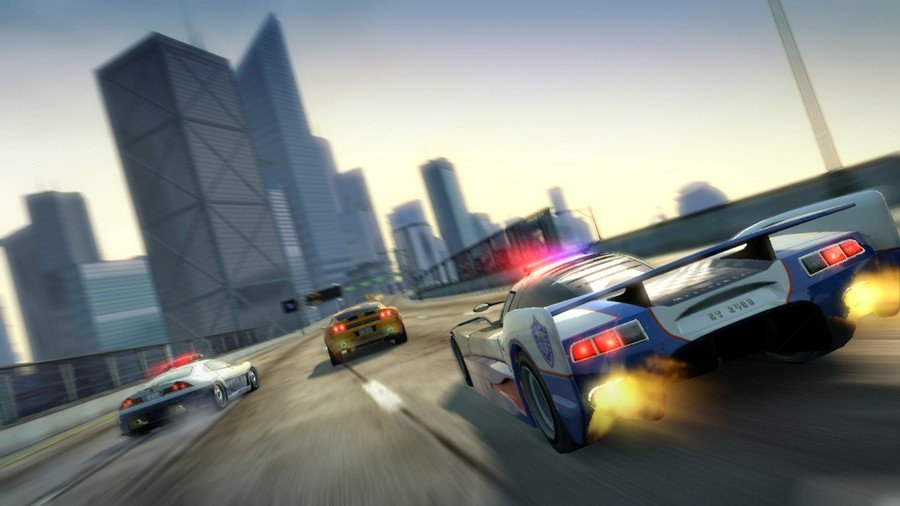Burnout Paradise PS4 PlayStation 4 1
