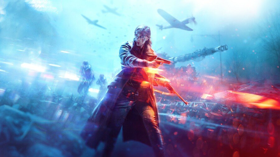 Battlefield 5 PS4 PlayStation 4 1