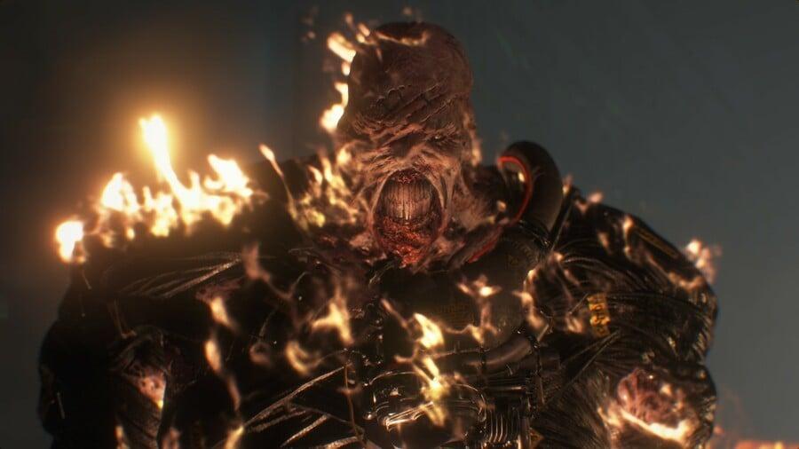 Resident Evil 3 PS4 PlayStation 4