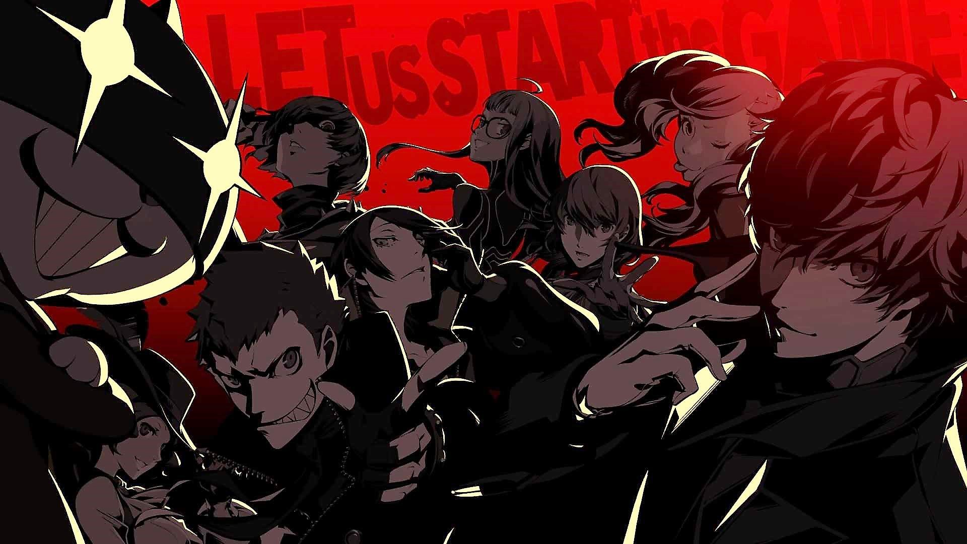 Persona 5 Difficulty Settings - What Does the Difficulty
