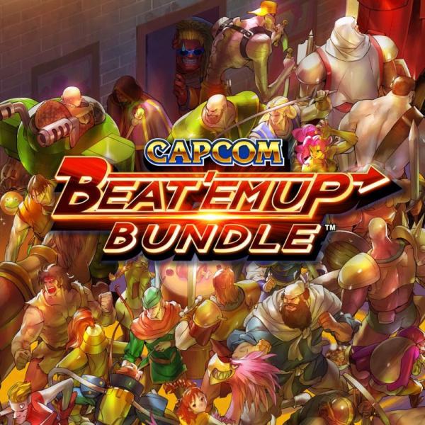 Capcom Beat 'Em Up Bundle Review (PS4)   Push Square