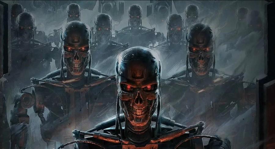 Terminator Resistance PS5 PlayStation 5 1
