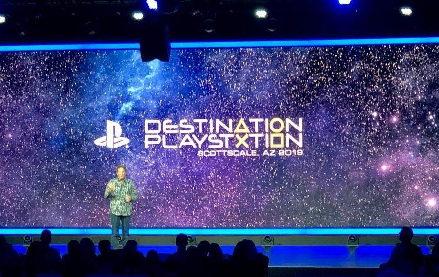 Destination PlayStation PS4 PlayStation 4 PS5 Sony 1