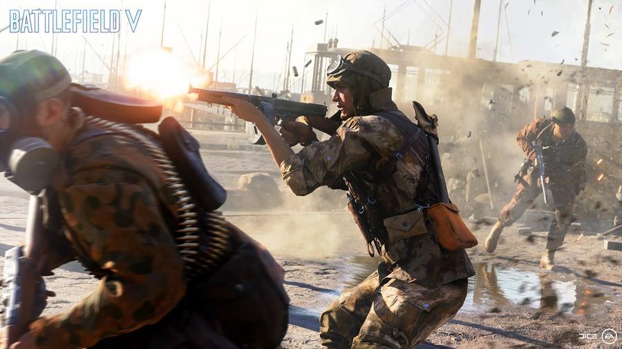 Battlefield 5 Support Class Guide 1