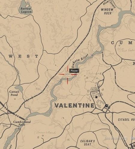 Red Dead Redemption 2 Dinosaur Bones Locations Guide 33