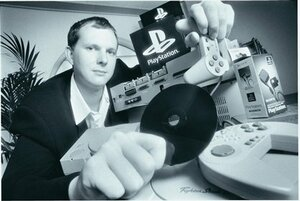 Phil Harrison played a major role in getting developer support in the west