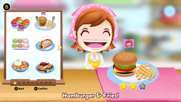 Cooking Mama: CookStar Serves Up Series First Vegetarian Mode