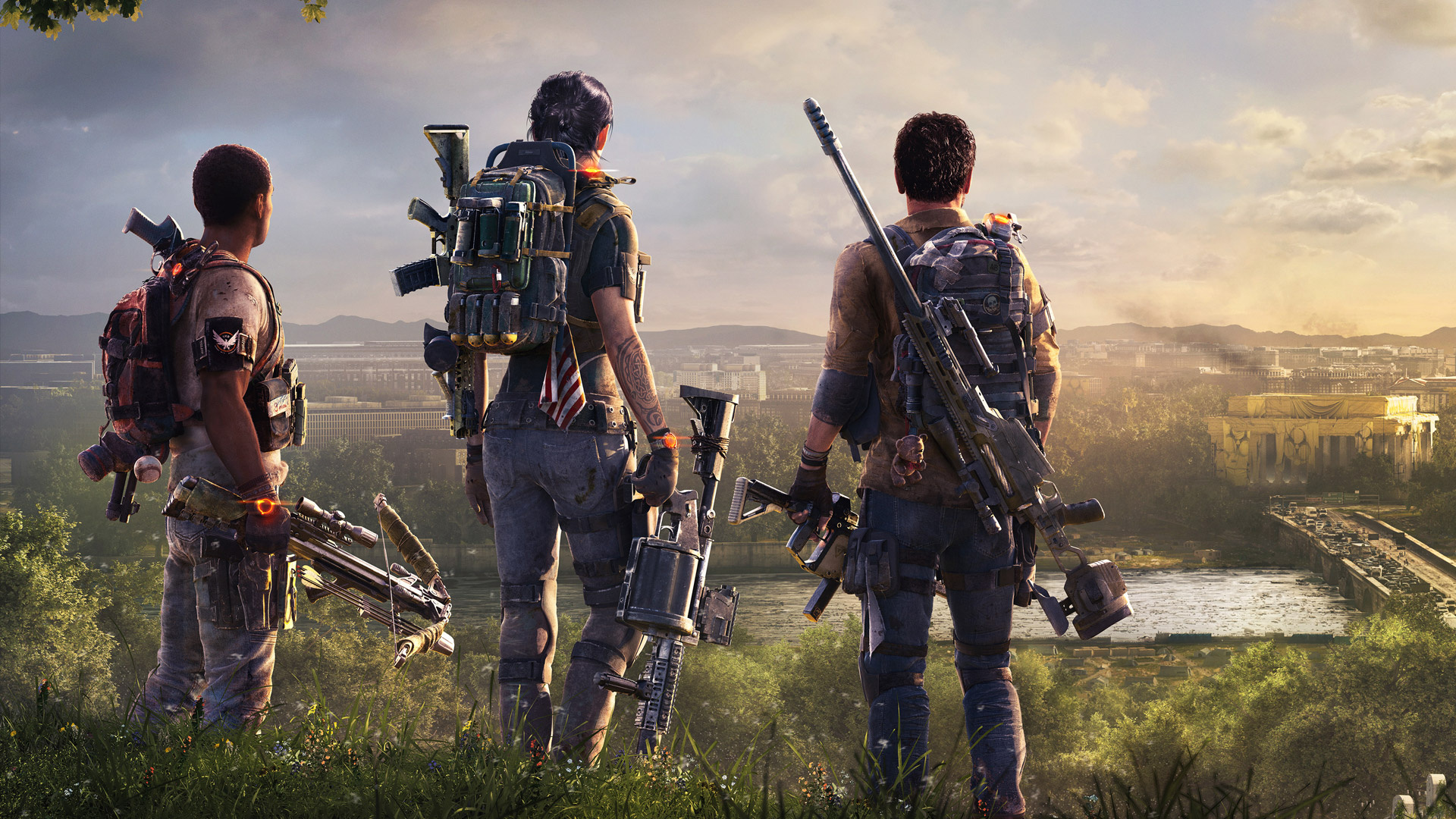 Physical Copies of The Division 2 Will Require a Gigantic 90GB