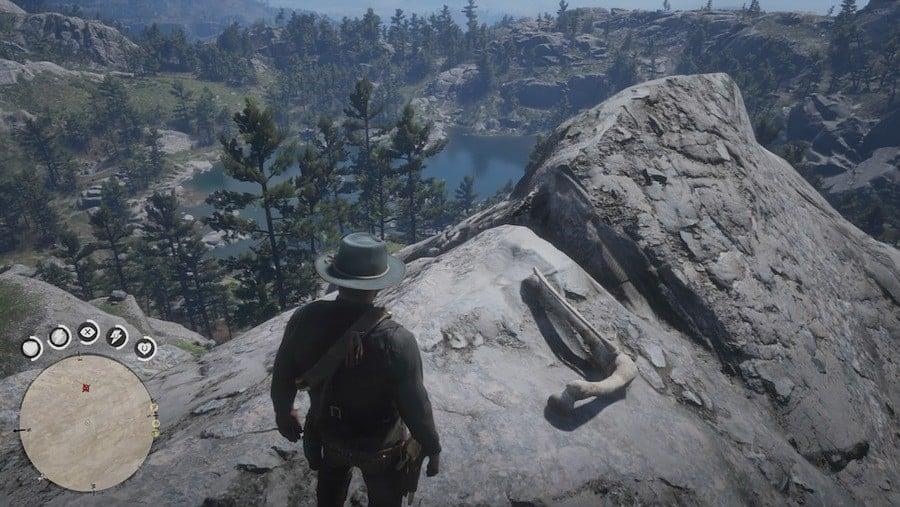 Red Dead Redemption 2 Dinosaur Bones Locations Guide 24