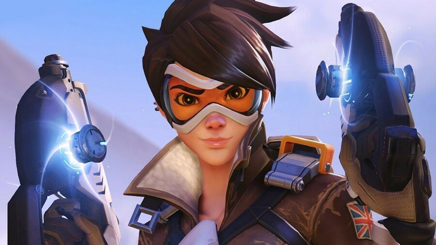 Overwatch Tracer PS5