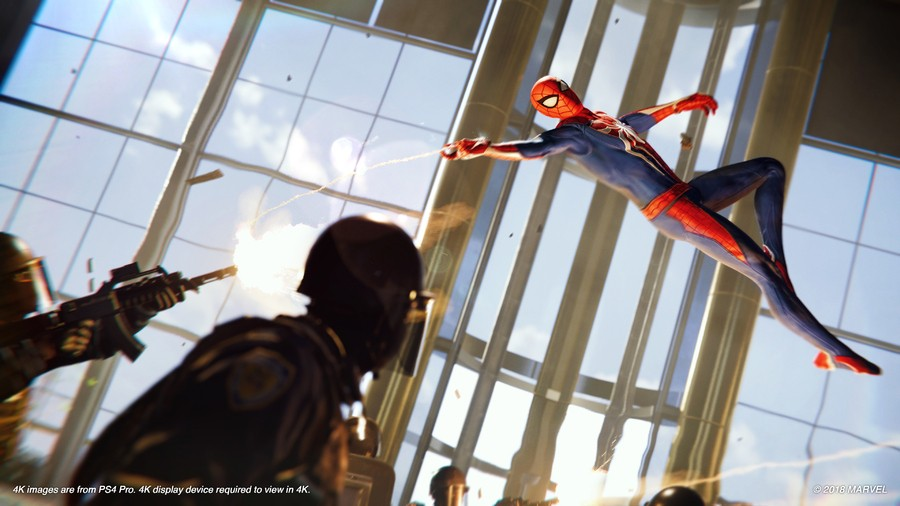 Spider-Man PS4 PlayStation 4 2