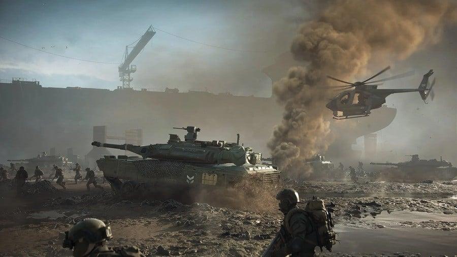 Battlefield 2042 PS5 PlayStation 5 1