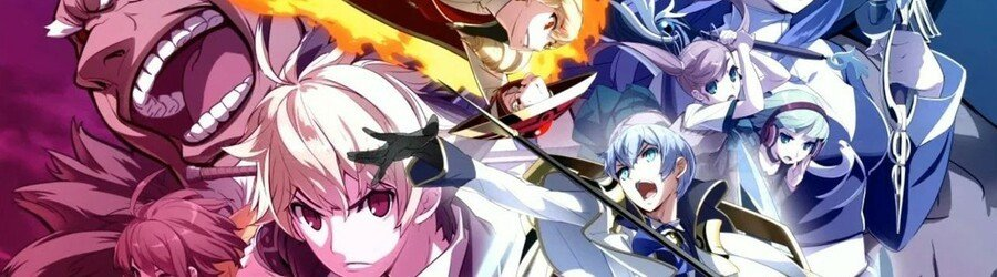 Under Night In-Birth Exe: Late [cl-r] (PS4)