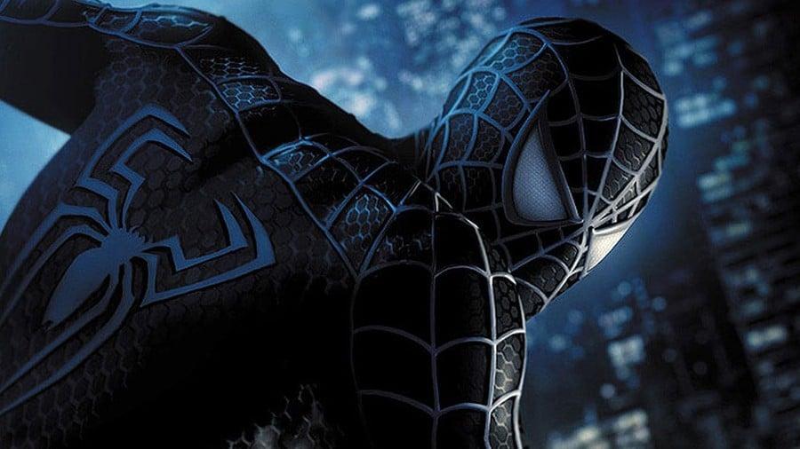 Spider-Man 3 Symbiote Suit
