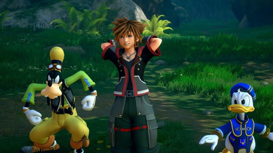 How to Access the Memory Archive in Kingdom Hearts 3 Guide 1