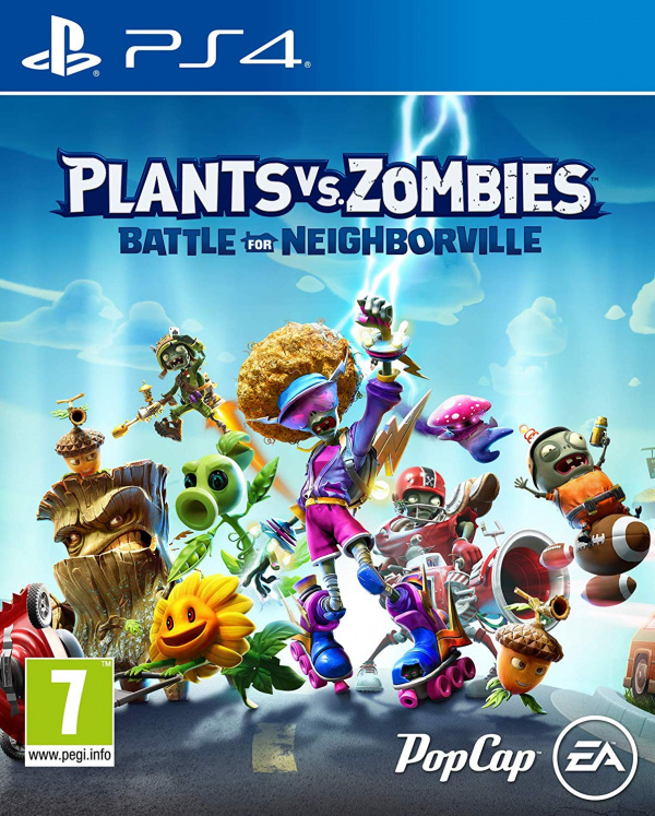 Plants Vs Zombies Battle For Neighborville Review Ps4 Push Square
