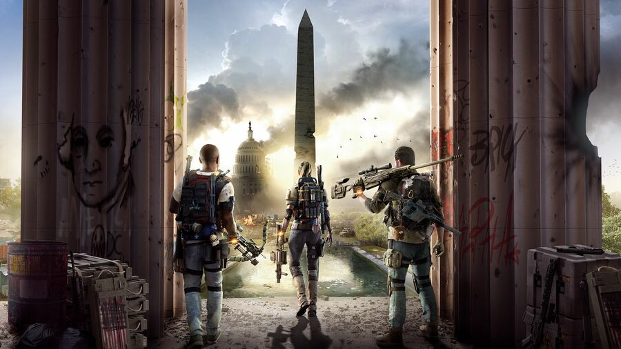 The Division 2 Private Beta PS4 PlayStation 4