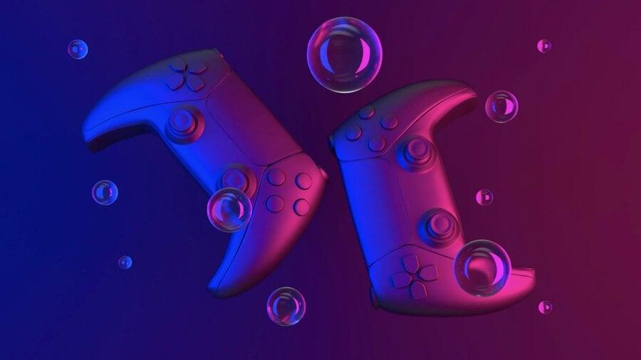 Netflix PS5 PlayStation 5 DualSense 1