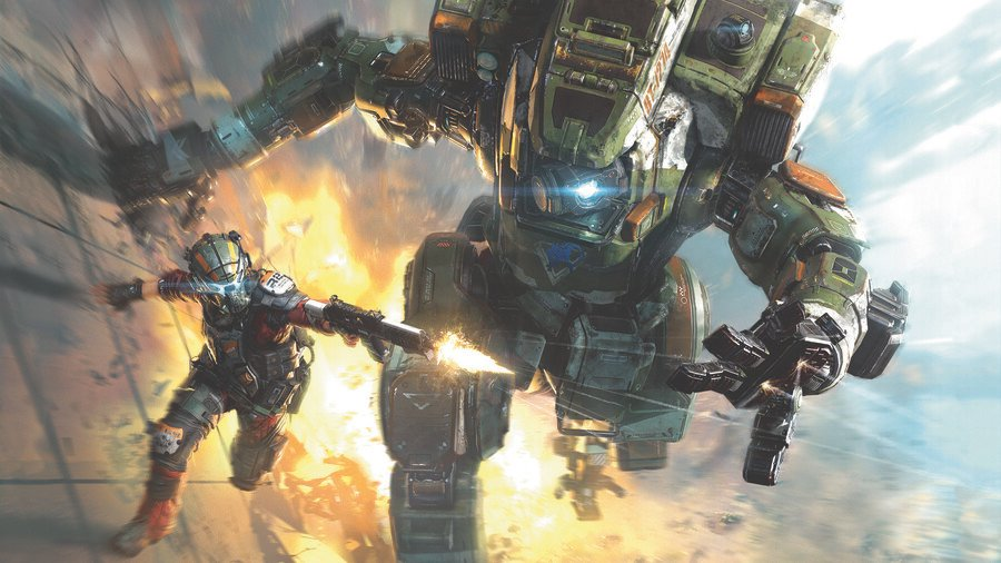 Titanfall 2 PS4 PlayStation 4