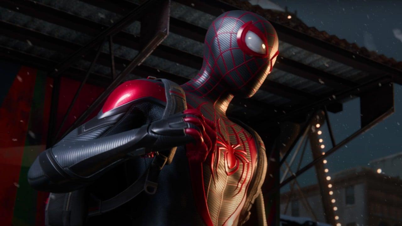 Marvel's Spider-Man: Miles Morales' First Alternative Suit ...
