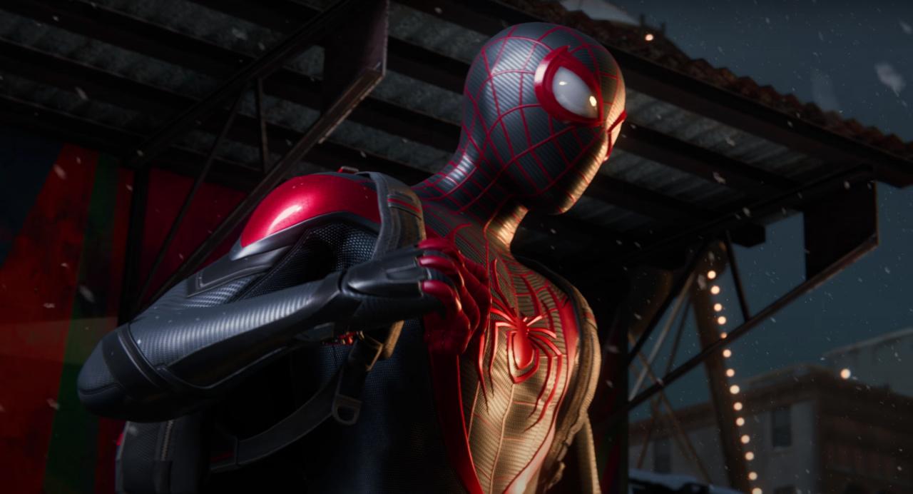 Marvel's Spider-Man: Miles Morales' First Alternative Suit Revealed