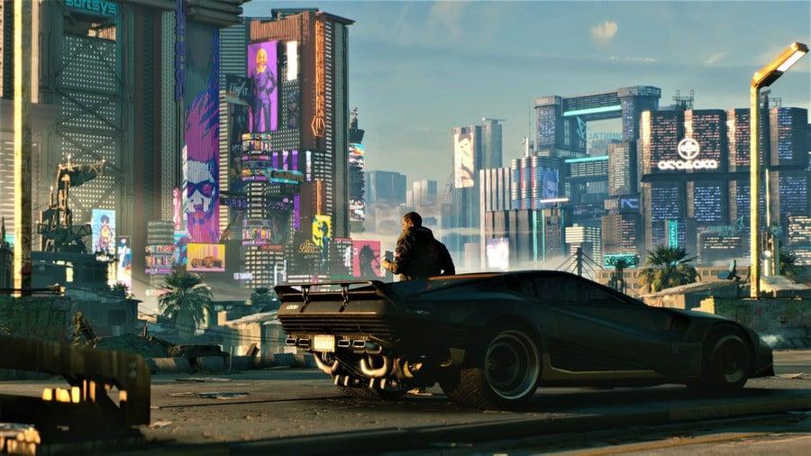 Cyberpunk 2077 Premières impressions sur PS4 PlayStation 4 1