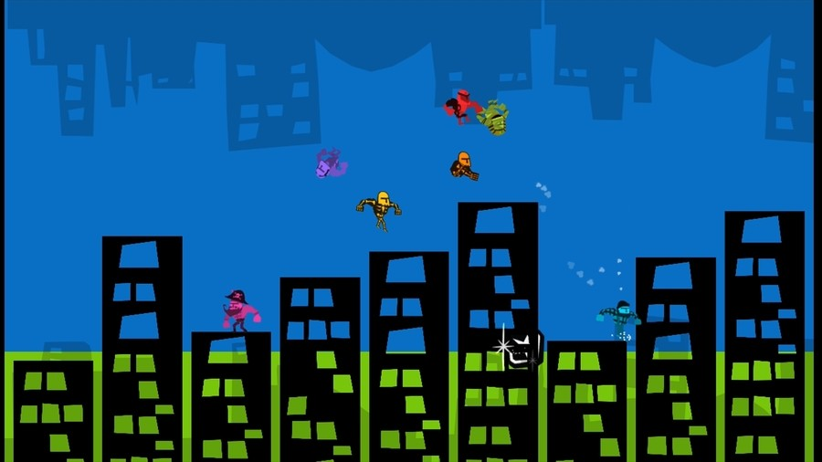 Runbow PS4 PlayStation 4