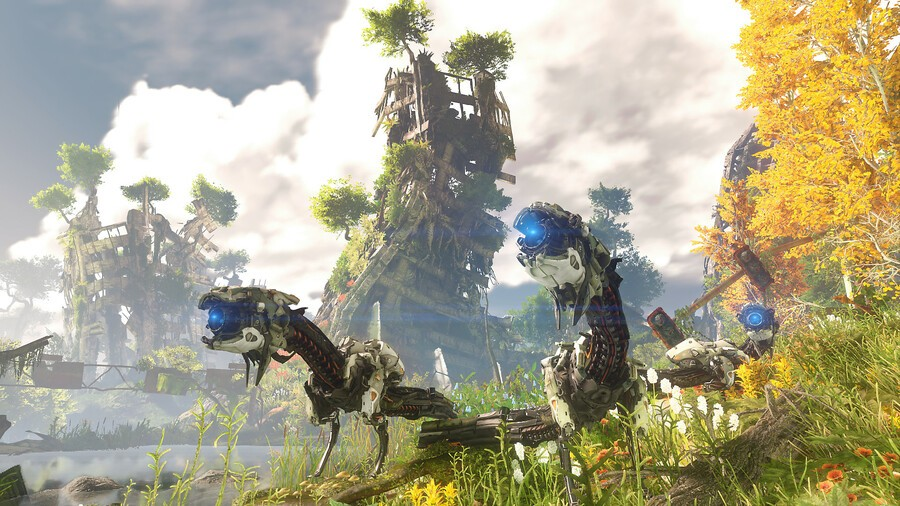 Horizon: Zero Dawn PS4 PlayStation 4