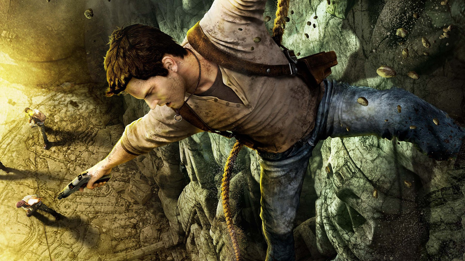 Best Uncharted Games Ranked Push Square