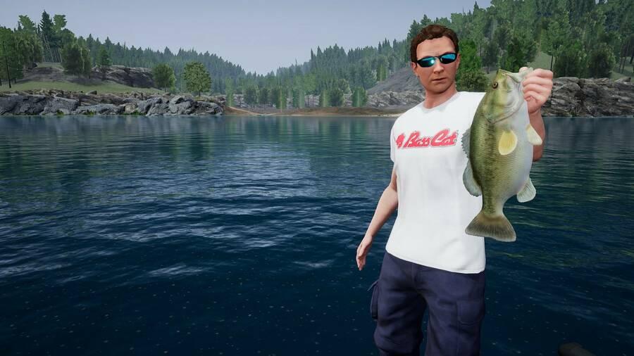 Fishing Sim World PS4 PlayStation 4 1