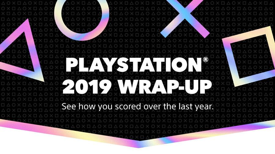 PlayStation 2019 Wrap-Up PS4 PlayStation 4
