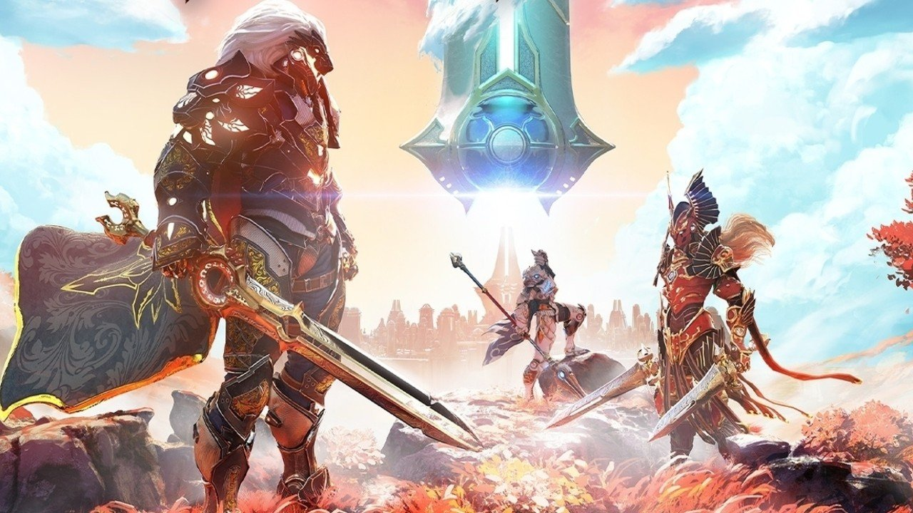 Godfall Cover Art Released Following PS5 Box Reveal - Push Square