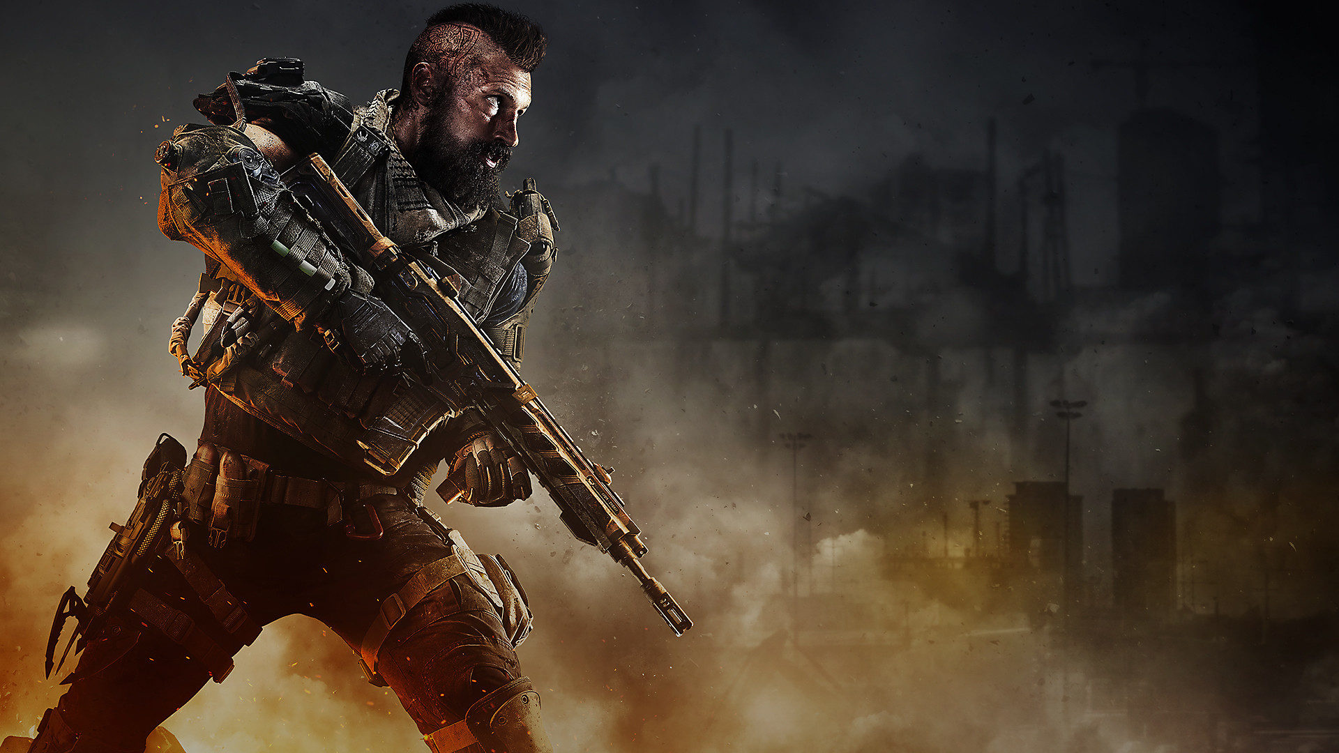 2020's Call Of Duty reportedly switches studio mid-development