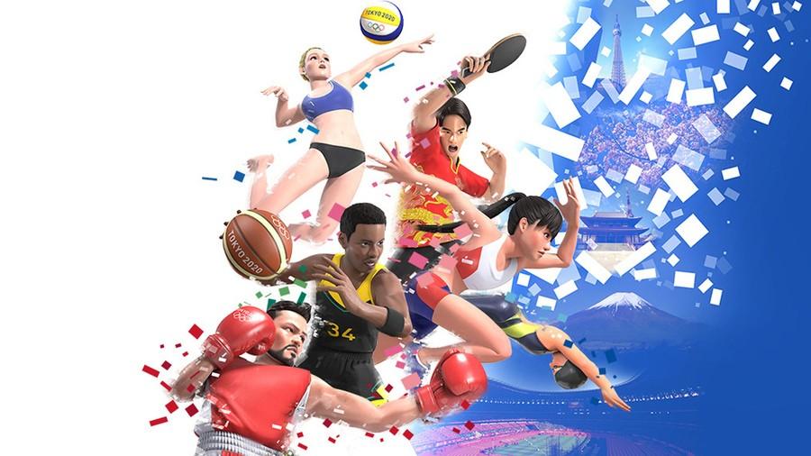 2020 Tokyo Olympic Games PS5 PlayStation 5 PS4 1